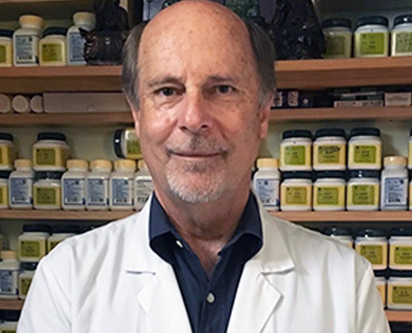 Bruce Gustafson, MTOM, LAc, DAOM Fellow